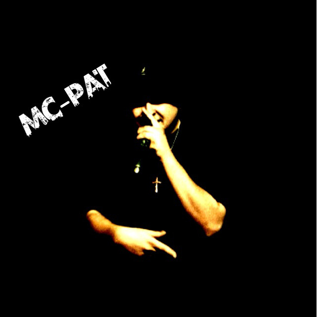 MC Pat LP Cover Art