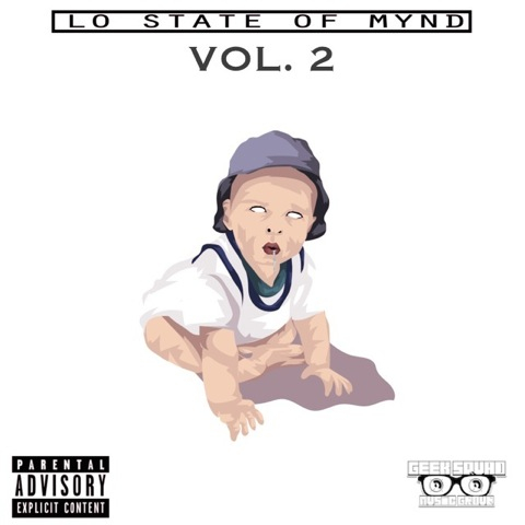 LO. State Of Mynd Vol. 2 Cover Artwork