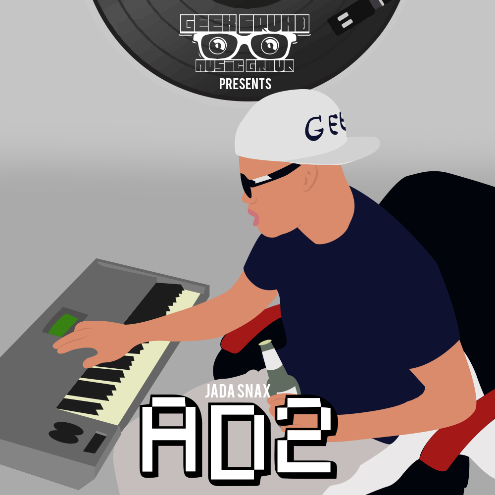 AD2 Cover Art